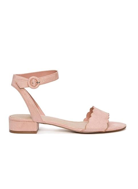 Aldo Kalın Topuklu Sandalet Pembe